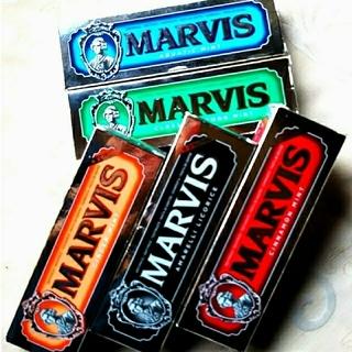 マービス(MARVIS)のMARVIS❇️大容量85ml イタリア フィレンツェ (歯磨き粉)