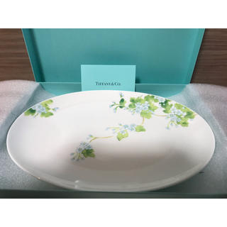 ティファニー(Tiffany & Co.)の専用 ティファニー リーフ オーバル プラター お皿(食器)