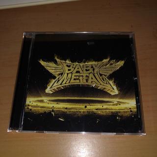 ベビーメタル(BABYMETAL)のBABYMETAL METAL RESISTANCE 通常盤(ポップス/ロック(邦楽))