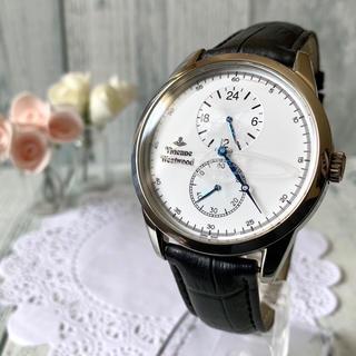ヴィヴィアンウエストウッド(Vivienne Westwood)の【動作OK】 vivienne ヴィヴィアン 腕時計 レギュレーター ウォッチ(腕時計(アナログ))