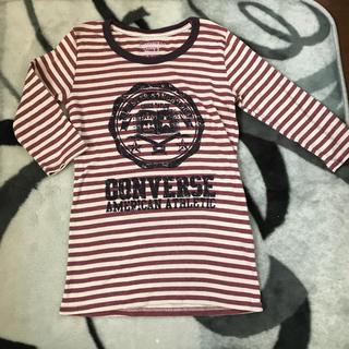 コンバース(CONVERSE)の七分袖シャツ(Tシャツ(長袖/七分))