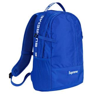 Supreme - Supreme Backpack 18SS