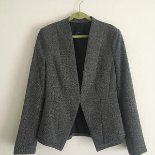 ZARA - デザインジャケット