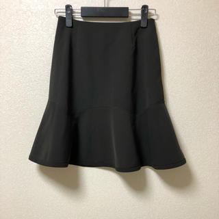 フォクシー(FOXEY)の【美品】フォクシー フレアスカート(ひざ丈スカート)