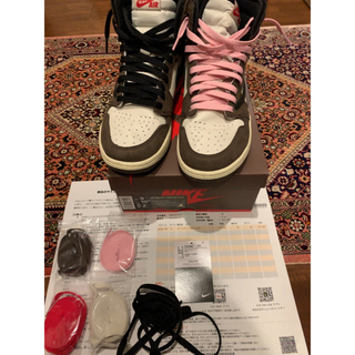 NIKE - AIR JORDAN 1 HIGH OG TS SP
