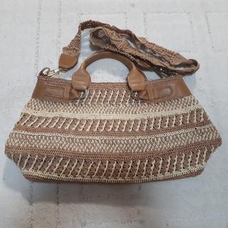 ヘレンカミンスキー(HELEN KAMINSKI)のヘレンカミンスキー バッグ(かごバッグ/ストローバッグ)