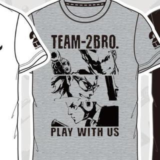 しまむら - 2bro.しまむらコラボTシャツ グレー サイズ2L
