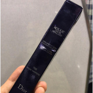 ディオール(Dior)のRouge Dior brilliant 766 (リップグロス)