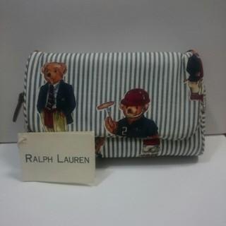 ラルフローレン(Ralph Lauren)のラルフローレン ミラー付きポーチ 🗽  (ポーチ)