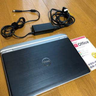 DELL - office付き DELL LATITUDE E6230 i5/SSD128GB