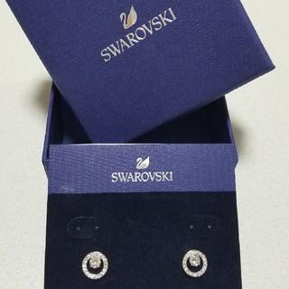 SWAROVSKI - スワロフスキーピアス