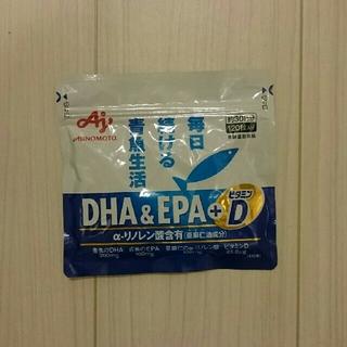 味の素 - DHA&EPA+ビタミンD 120粒入り