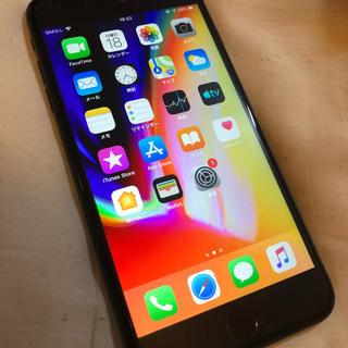 Apple - iPhone 7 Plus 128GB SIMフリー ジェットブラック