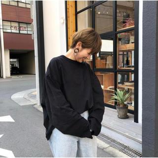 トゥデイフル(TODAYFUL)のTodayful Boyfriend Long Tee(カットソー(長袖/七分))