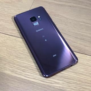 Galaxy S9 SCV38 SIMフリー