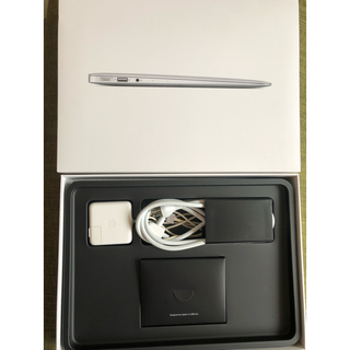 Apple - Mac book Air メモリ8GB (13inch Early 2015)
