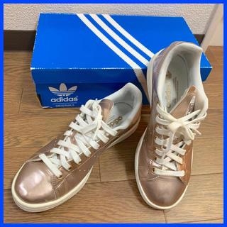 アディダス(adidas)の24.5㎝ adidas スニーカー スタンスミス【購入コメント不要です】(スニーカー)