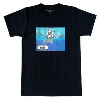 ロンハーマン(Ron Herman)のレディステ ニルヴァーナ 西海岸 Tシャツ(Tシャツ/カットソー(半袖/袖なし))