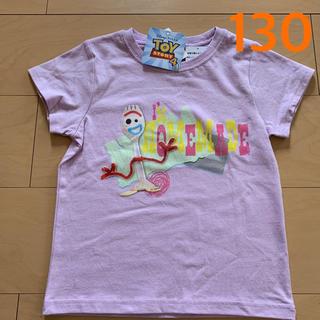 トイストーリー(トイ・ストーリー)のトイストーリー4 tシャツ  フォーキー 130(Tシャツ/カットソー)