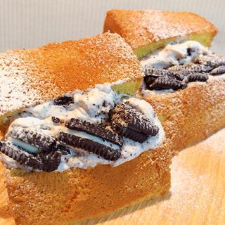 【即購入OK】ほんとに美味しい…オレオクリームシフォンサンドor焼き菓子セット♪(菓子/デザート)