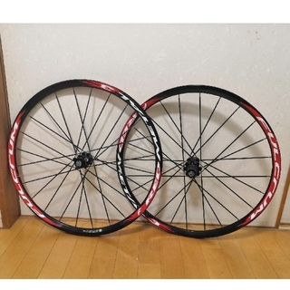 FULCRUM RED METAL-3 MTBホイール   前後セット
