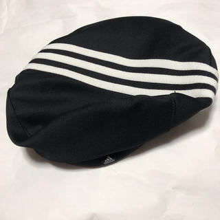 アディダス(adidas)のadidas☆ベレー帽(ハンチング/ベレー帽)