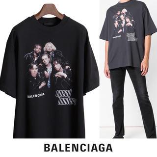 バレンシアガ(Balenciaga)の希少■Balenciaga バレンシアガ Speedhunters Tシャツ(Tシャツ/カットソー(半袖/袖なし))