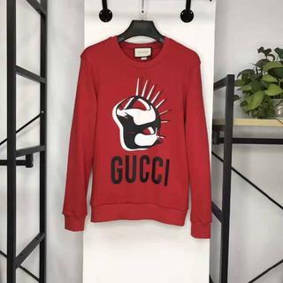 グッチ(Gucci)の【GUCCI】大人気!ユニセックス!スウェット!グッチ マニフェスト(トレーナー/スウェット)