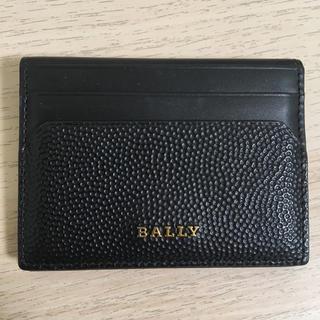 バリー(Bally)の【BALLY】カードケース(名刺入れ/定期入れ)