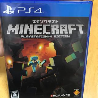 PlayStation4 - PS4 マインクラフト