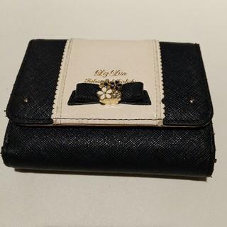 リズリサ(LIZ LISA)のLIZ LISA ふたつ折り財布(財布)