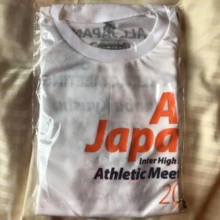 デサント(DESCENTE)の2019年、南部九州インターハイ 記念限定シャツ XOホワイト(バレーボール)