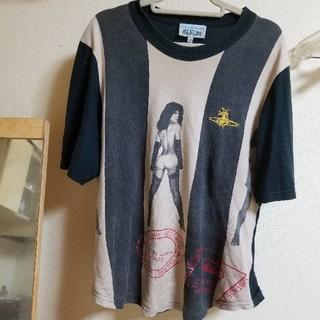 ヴィヴィアンウエストウッド(Vivienne Westwood)のVivienneWestwood激レア!廃盤Tシャツ(Tシャツ(半袖/袖なし))