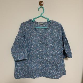 スタディオクリップ(STUDIO CLIP)の花柄 ブラウス (シャツ/ブラウス(半袖/袖なし))