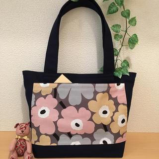 マリメッコ(marimekko)の人気カラー ハンドメイド handmade ミニウニッコ マリメッコ バッグ♡(バッグ)