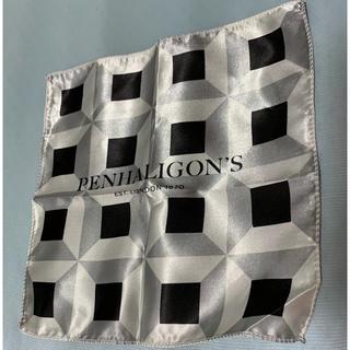 ペンハリガン(Penhaligon's)のPENHALIGON'S ペンハリガン ハンカチ(ハンカチ/ポケットチーフ)