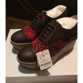 ヴィヴィアンウエストウッド(Vivienne Westwood)のVivienne Westwood 厚底シューズ(ローファー/革靴)