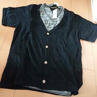 しまむら - 二点セット Tシャツ カーディガン セット