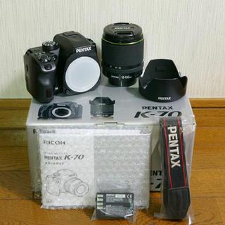 PENTAX - PENTAX K-70 18-135mm レンズセット