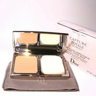 Dior - ディオール 新品  カプチュール トータルトリプルコレクティングファンデーション