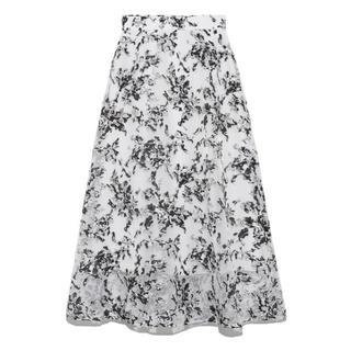 フレイアイディー(FRAY I.D)の今季完売 オパールナローロングスカート(ロングスカート)