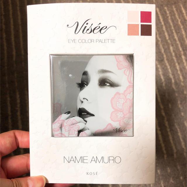 VISEE(ヴィセ)のVisee 安室奈美恵限定アイシャドウ02 新品 コスメ/美容のベースメイク/化粧品(アイシャドウ)の商品写真
