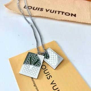 LOUIS VUITTON - 超美品!!ルイヴィトン 男女兼用 ネックレス ファッション