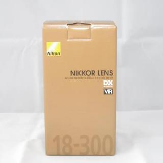 Nikon - 新品 AF-S DX 18-300mm f/3.5-5.6G ED VR