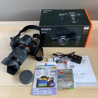 SONY - a7iii α7 III ILCE-7M3 a7 3 ソニー ミラーレスカメラ