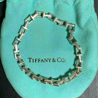 Tiffany & Co. - ティファニー Tチェーン ブレスレット