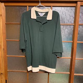 サンシー(SUNSEA)の【最終値下げ】SUNSEA ポロシャツ(ポロシャツ)