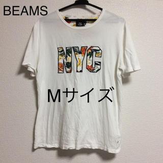 ビームス(BEAMS)のBEAMS NYC Tシャツ メンズ Mサイズ(Tシャツ/カットソー(半袖/袖なし))