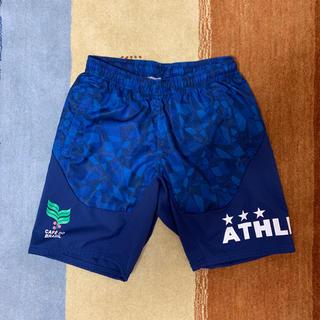 アスレタ(ATHLETA)のアスレタ サッカーハーフパンツ Sサイズ 美品(ウェア)