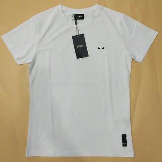 フェンディ(FENDI)のFENDI フェンディ 半袖 Tシャツ レディース 超美品 夏コーデ(Tシャツ/カットソー(半袖/袖なし))